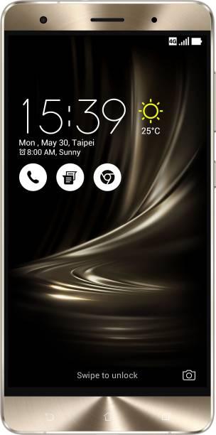 ASUS Zenfone 3 Deluxe (Silver, 256 GB)