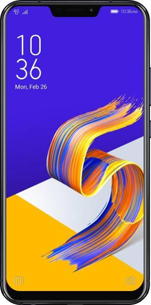 ASUS ZenFone 5Z (Midnight Blue, 128 GB)
