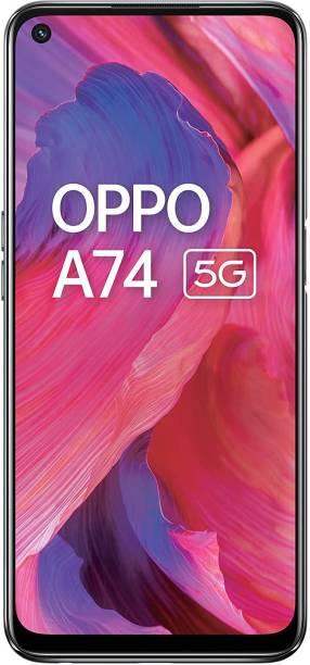 OPPO A74 5G BLACK