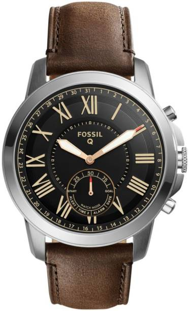 Fossil Q GRANT Smartwatch Price in India – Buy Fossil Q GRANT Smartwatch online at Flipkart.com