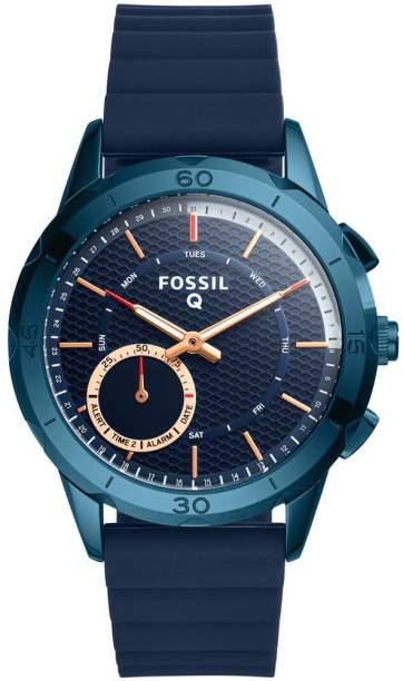 Fossil FTW1136 Q Hybrid Watch Smartwatch Price in India – Buy Fossil FTW1136 Q Hybrid Watch Smartwatch online at Flipkart.com