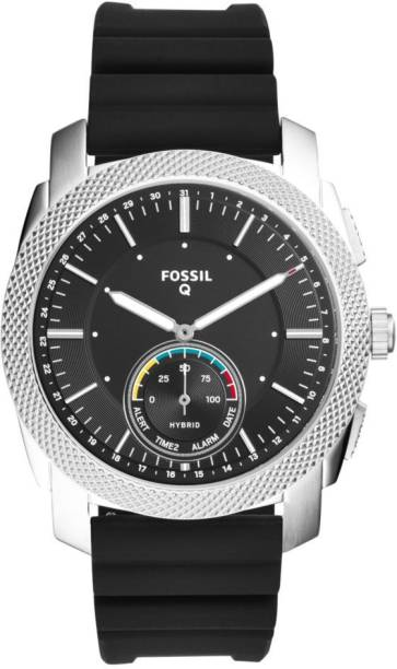 Fossil Q MACHINE Smartwatch Price in India – Buy Fossil Q MACHINE Smartwatch online at Flipkart.com