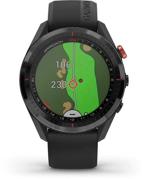 Garmin Approach S62 Smartwatch Price in India – Buy Garmin Approach S62 Smartwatch online at Flipkart.com