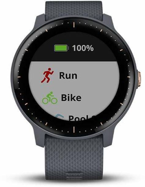Garmin Vivoactive 3 Music Smartwatch Price in India – Buy Garmin Vivoactive 3 Music Smartwatch online at Flipkart.com