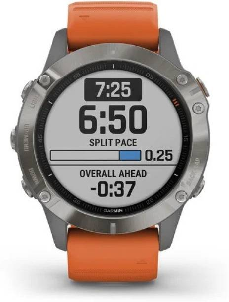 Garmin Fenix 6 Smartwatch Price in India – Buy Garmin Fenix 6 Smartwatch online at Flipkart.com