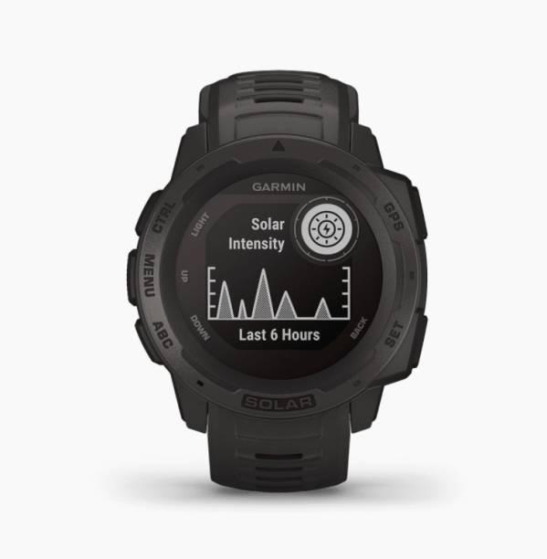 Garmin Garmin Instinct Solar Graphite Smartwatch Price in India – Buy Garmin Garmin Instinct Solar Graphite Smartwatch online at Flipkart.com